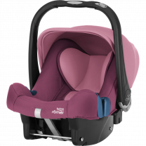 Römer Baby-Safe plus SHR II Wine Rose